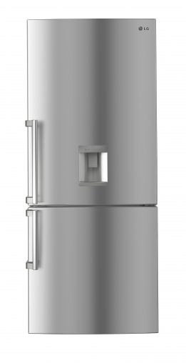 LG bottom mount refrigerator
