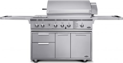 DCS Freestanding Professional Grill with Side Burners (BGB48-BQR, RRP $9,596) Lucky is the dad who receives this barbecuing powerhouse this Father's Day! This 48-inch grill is backed by Fisher & Paykel with a 15-year parts and labour manufacturer's warranty.