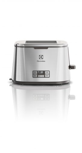 Electrolux Expressionist Toaster (ETS7804S) This toaster features Fabulous Toast sensor technology to ensure the same browning results toast after toast, while the extra wide slots makes it versatile for toasting thick cut bread. RRP $79.95