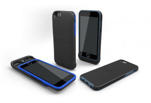 Energi Sliding Power Case for iPhone 6