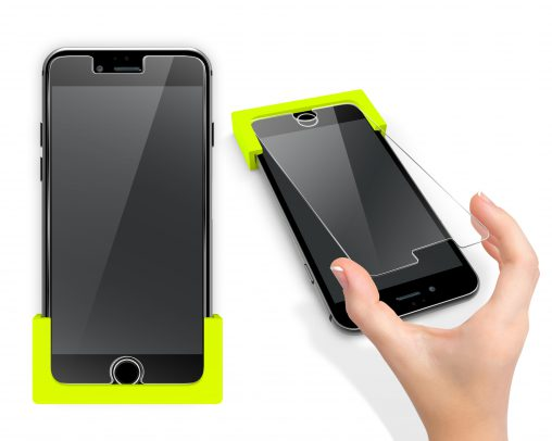 ALIN Glass Screen Protector for iPhone 6