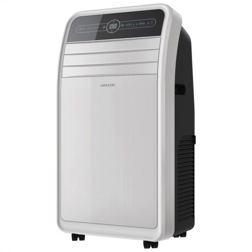 Heller 12,000 BTU Portable Air Conditioner (HPAC12): This powerful 3.5-kilowatt cooler features an LED display, electronic controls, a variable thermostat, a remote control and a 24-hour on/off timer. (RRP $599)