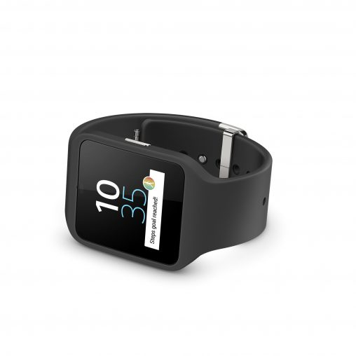 Sony's latest SmartWatch has interchangeable bands so users can customise its appearance to suit their personality.