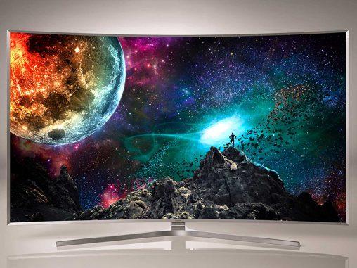 Samung's new S-UHD TV