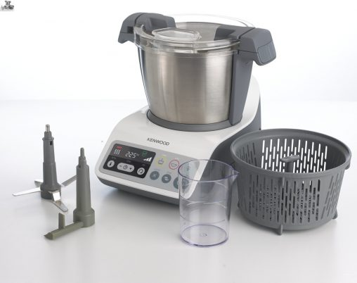 Kenwood kCook with attachments.