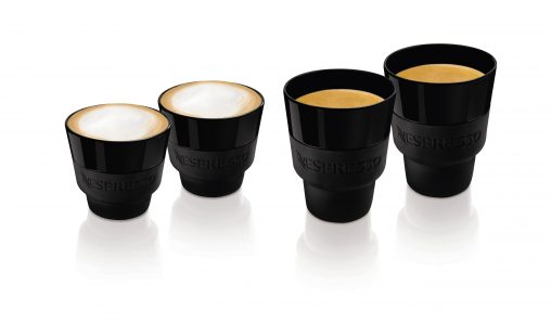 Touch cappuccino cups and mugs, available in a set of four for RRP $62.