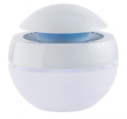 CliMate Air Humidifier (AH200, RRP $99.95) Ultrasonic humidification technology produces a cool mist, which is ideal for easing symptoms associated with dry indoor air.