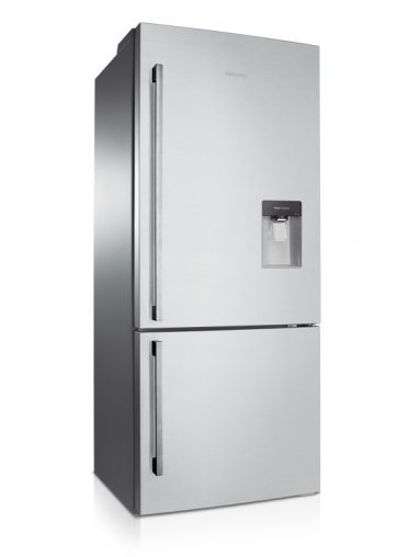 Samsung Barossa Bottom-Mount Refrigerator (SRL455DLS, RRP $1,599) The Barossa range is Samsung's most energy efficient refrigerators to date. Features include All-Around Cooling for even airflow, easy slide-out shelves and a twist icemaker.