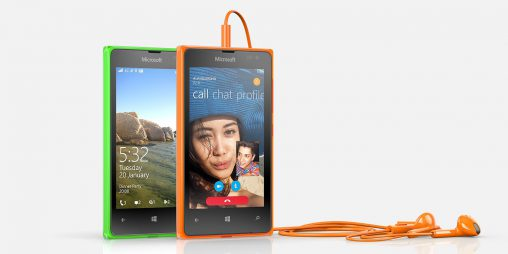Microsoft Lumia 532 Bringing a premium smartphone experience to a broader range of people, this handset has a 5-megapixel camera, quad-core processor and dual SIM functionality.  RRP $149