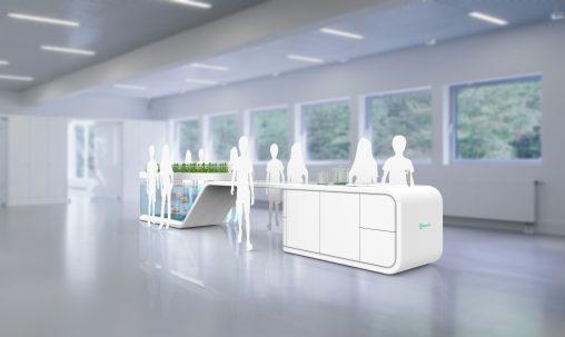 Electrolux Design Lab semi finalist - Future Classroom
