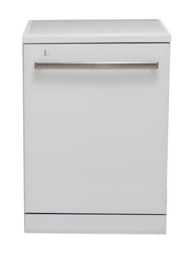 Euromaid White Glass Dishwasher (WG14BM) RRP $999