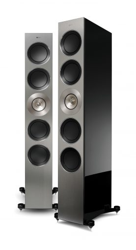 KEF Reference 5 RRP $28,999 (per pair) Embodying passion and perfection, the KEF Reference 5 is a tall three-way floor standing loudspeaker that aligns four powerful, extremely linear 165mm (6.5 inch) bass drivers. For the connoisseur.