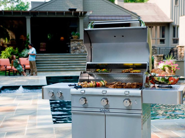 US company Saber is launching its barbecue range in Australia this month.