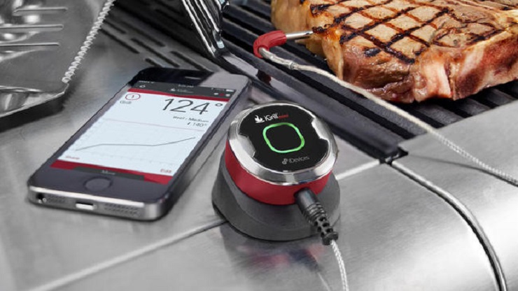 idevices weber bbq